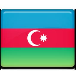 Azerbaijan, Flag Icon