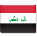 Flag, Iraq Icon