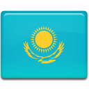 Flag, Kazakhstan Icon