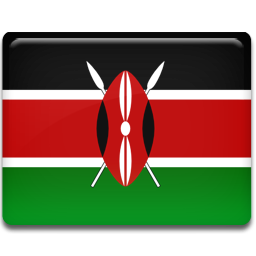 Flag, Kenya Icon