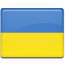 Flag, Ukraine Icon