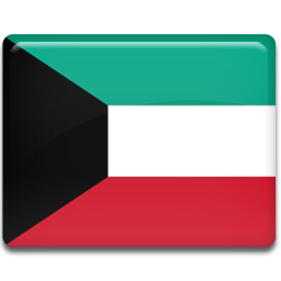 Flag, Kuwait Icon