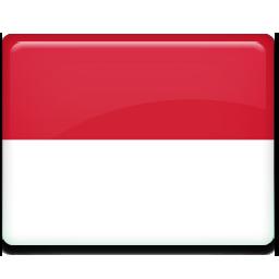 Flag, Indonesia Icon