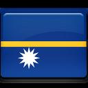 Flag, Nauru Icon