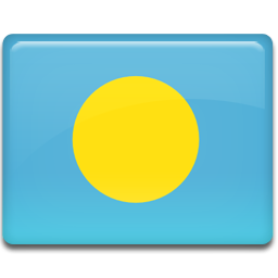 Flag, Palau Icon