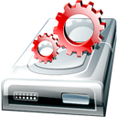 Drive, Settings Icon