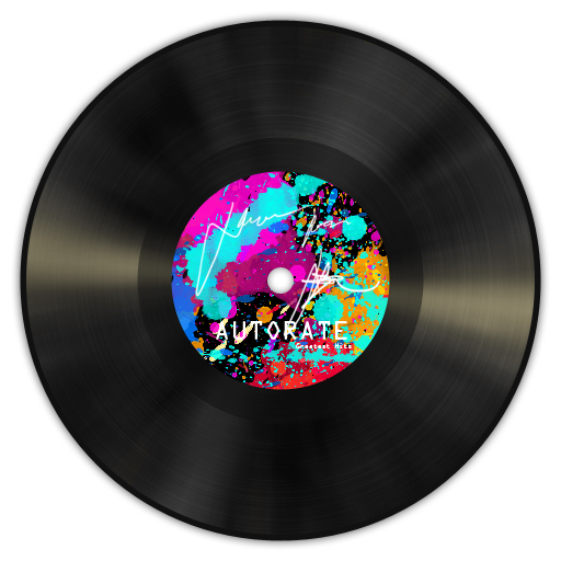 Multi, Vinyl Icon