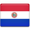 Flag, Paraguay Icon