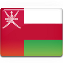 Flag, Oman Icon