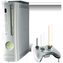 White, Xbox Icon