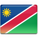 Flag, Namibia Icon