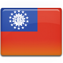 Burma, Flag Icon