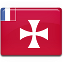 And, Flag, Futuna, Wallis Icon