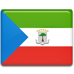 Equatorial, Flag, Guinea Icon