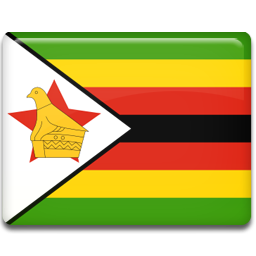 Flag, Zimbabwe Icon