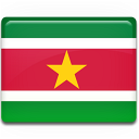 Flag, Suriname Icon