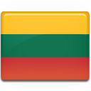 Flag, Lithuania Icon