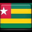 Flag, Togo Icon