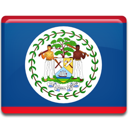 Belize, Flag Icon
