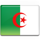 Algeria, Flag Icon