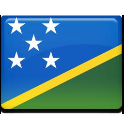 Flag, Islands, Solomon Icon