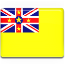 Flag, Niue Icon