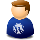 Icontexto, User, Web, Wordpress Icon