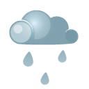 Darkcloud, Day, Heavyrain Icon