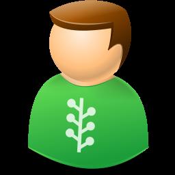 Icontexto, Newsvine, User, Web Icon