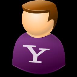Icontexto, User, Web, Yahoo Icon