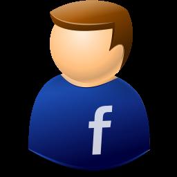 Facebook, Icontexto, User, Web Icon