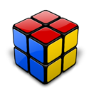 Cube, Pocket, Rubik's Icon