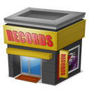 Records, Shop Icon