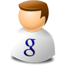 Google, Icontexto, User, Web Icon