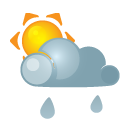 Darkcloud, Heavyrain, Sun Icon