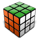 Cube, Rubik's, Side Icon
