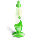 Green, Lamp Icon
