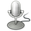 Audio, Gnome, Input, Microphone Icon
