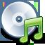 Audio, Cd Icon