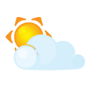 Lightcloud, Sun Icon