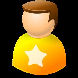 Favorites, Icontexto, User, Web Icon