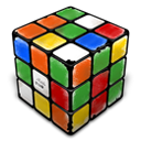 Cube, Rubik's, Trashed Icon