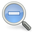 Gnome, Out, Zoom Icon