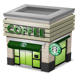 Coffee, Store Icon