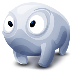 Creature, Gray Icon