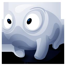 Creature, Gray Icon