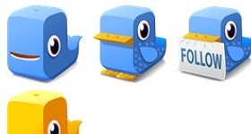 Twitter Block Icons