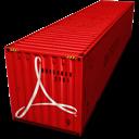 Container, Pdf Icon