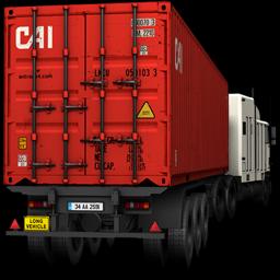 Cai, Truck Icon