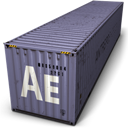 Aftereffect, Container Icon